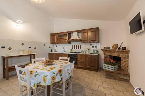 Casale Lucignano fotografia d'interni
